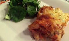 Familievennlig lasagne Om, Pasta, Ethnic Recipes, Lasagna, Noodles, Pasta Dishes