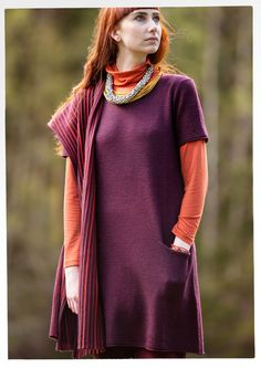 Tunic over T shirts!