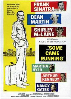 "BEST COSTUME DESIGN NOMINEE: Walter Plunkett for ""Some Came Running""."