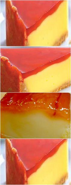 APRENDA A FAZER ESSA SOBREMESA SUPER GOSTOSA(TORTA PUDIM COM GELATINA) VEJA AQUI>>>Em uma tigela, misture o biscoito triturado e a margarina até formar uma farofa. Com a farofa forre o fundo e as laterais de uma forma de 22 cm de diâmetro, #receita#bolo#torta#doce#sobremesa#aniversario#pudim#mousse#pave#Cheesecake#chocolate#confeitaria