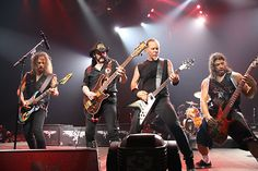 Metallica with Lemmy