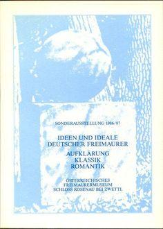Cover, Books, Freemasonry, History, Deutsch, Libros, Book, Book Illustrations, Libri