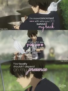Naruto Quotes, Sad Anime Quotes, Manga Quotes, True Quotes, Tokyo Ghoul Quotes, Meant To Be Quotes, Broken Quotes, Hyouka, Anime People
