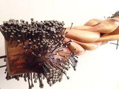 Jacopo Mandich sculptures  SENSES @evvivanoé