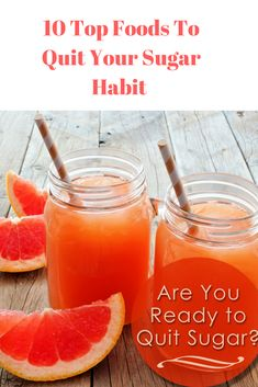 YES, it can be done! You can quit sugar in no time by ADDING these foods.... Yes, it's as simple as that!: