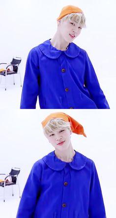 Jimin ~❤️ | [BANGTAN BOMB] '고민보다 GO (Halloween ver.)' Behind - BTS (방탄소년단)