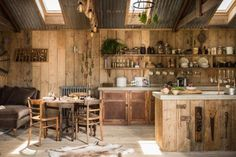 Tour this cottage inspired by the wild west  - housebeautiful.co.uk