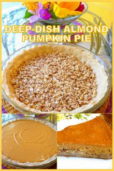 My husband really approved of this pie and ate most of it by himself. He liked the texture contrast between the crushed nuts and the softer, smooth pumpkin filling and said the filling almost tasted like caramel to him. If I were to make it again, I would probably skip the nuts. ~ Jen #pumpkinpies #lowcarbpumpkinpie #pies #Fallrecipes #lowcarb #glutenfree Pumpkin Recipes, Fall Recipes, Beef Recipes, Low Carb Recipes, Cooking Recipes, Low Carb Pumpkin Pie, Best Pumpkin, Pumpkin Dessert, Deep Dish