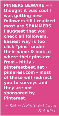 When you find a bad pin delete it or click the report pin button on the right. Pinterest will then block the pin.