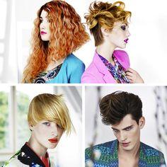 Studio B Hair & Make-up: Inspiração cortes e texturas para todos os cabelos...