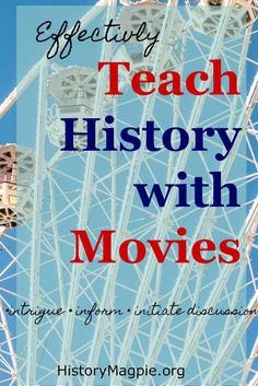 What is a good historical movie I can write an essay on?