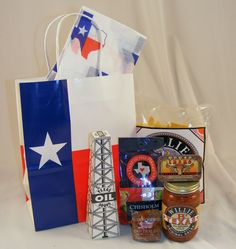 Howdy, Welcome to Texas Gift Basket