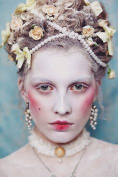 Image result for the rococo face