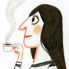 Amélie Graux on Behance Amelie, Behance, Brush Strokes, Impressionism, Artist, Amelia