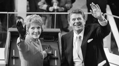 Former first lady Nancy Reagan has died from congestive heart failure in Los Angeles. 60 Minutes Correspondent Lesley Stahl covered the. Nancy Reagan, Ronald Reagan, Funeral Planning, Great Leaders, Death, Entertaining, Celebrities, Lady, People