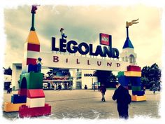 LEGOLAND® Billund is Denmark's best known and most beloved amusement park amongst families. Legoland, Amusement Park, Four Square, Denmark, Growing Up, Awesome, Places, Travel, Viajes