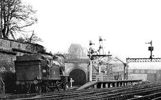 Image result for old railway tunnel scarborough British Rail, Steamers, Steam Engine, Steam Locomotive, North Yorkshire, Buses, Coastal, Image, Busses