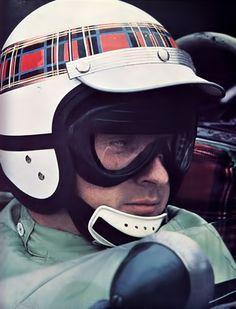 Jackie Stewart.1965 F1 rookie .