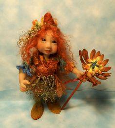 ~SHAYLA~ A GARDEN PIXIE GIRL BY POPPENMOON #wwwpoppenmooncom