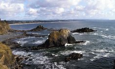 The view from Yaquina Head Outstanding Natural Area. #TrailstoFeast
