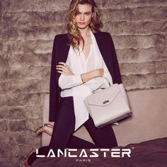 Such a cute video!! Behati Prinsloo Declares Her Love For Lancaster Paris.