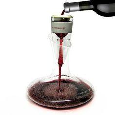 Kit aireador de vino de Vin Bouquet