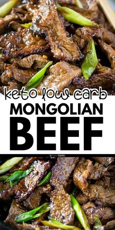 Easy low carb keto mongolian beef recipe a healthy takeout recipe you can make at home! Gluten free recipe make it in … Easy low carb keto mongolian beef recipe a healthy takeout recipe you can make at home! Gluten free recipe make it in … Carb Free Recipes, Low Carb Chicken Recipes, Healthy Low Carb Recipes, Low Carb Dinner Recipes, Ketogenic Recipes, Meat Recipes, Cooking Recipes, Protein Recipes, Ketogenic Diet