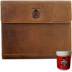 Continental Wallet, Baron, Brown Leather, Wallet, Bag, Leather Bag, Writing, Luxury