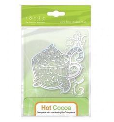 Tonic Studios - Christmas Rococo – Hot Cocoa Die 81E