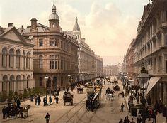 Royal Avenue, Belfast, 1900s