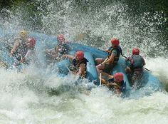 Rafting. ¿Un deporte de verano? Consejos para remar este invierno.