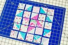 Monthly Mini Quilts for January! — SewCanShe | Free Sewing Patterns for Beginners