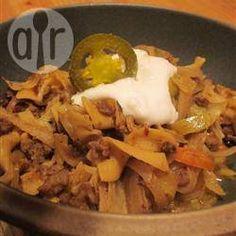 Polish Pork and Cabbage (Haluski) @ allrecipes.co.uk