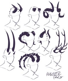 Horns Drawing Tattoos, Mask Drawing, Boy Drawing, Tattoo Ink, Drawing Stuff, Drawing Base, Drawing Practice, Design Reference, Male Pose Reference