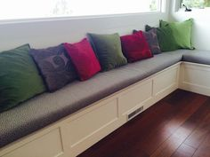 How to upholster a chair or sofa and ottoman. Sofa, Couch, Slipcovers, Ottoman, Upholstery, Window Seats, Chair, Storage, Furniture