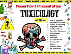 Forensic Science - Toxicology PowerPoint Presentation