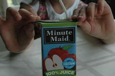 You've been serving juice boxes the wrong way.