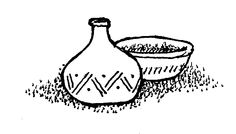 Right click this image and Choose Save File/Image as to download Native American Pottery.