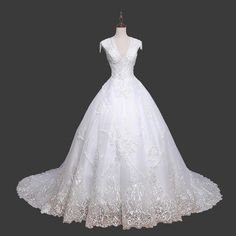 Luxury Bride Dress