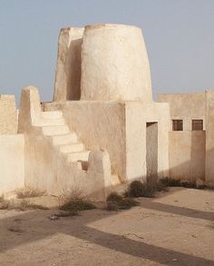 Photos from Qatar by photographer Robin Friend Robin Friend's Website - architecture Vernacular Architecture, Ancient Architecture, Art And Architecture, Mediterranean Architecture, Organic Architecture, Studio Interior, Interior Design, Gaia, Interior And Exterior