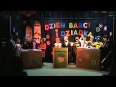 Dzień Babci i Dziadka 2012 - YouTube Entertaining, Youtube, Kids, Young Children, Boys, Children, Kid, Children's Comics, Child