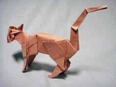 Cat (Origami Creator