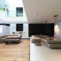 Cubo Mágico - Casas - Revista Espacio&Confort - Arquitectura y Decoración
