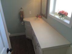 Sinks, Corner Desk, Bathroom, Storage, Furniture, Home Decor, Bath Room, Homemade Home Decor, Utility Room Sinks