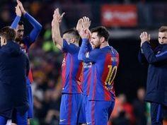 Barsa pasó a la final de la Copa del Rey