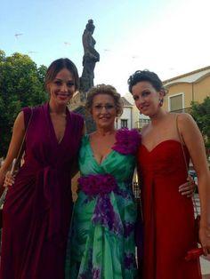Eva González - Blog 'Las Tentaciones de Eva' 2012/2013 De boda http://las-tentaciones-de-eva.blogs.elle.es/2013/09/03/de-boda/
