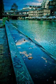quai de Valmy - Paris 10e