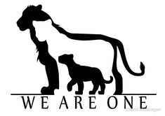 """Lion Family (white version)"" Posters by thekohakudragon Lion King Nursery, Lion King Baby, Jungle Baby Room, Stencil, Lion King Quotes, Baby Shower Shirts, Lion King Drawings, Lion King Shirt, African Tree"