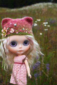 Wildflowers & Purple Eyes by jessi.bryan, via Flickr