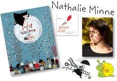 LECTURE CE1 - Le petit voleur de mots de Nathalie MINNE